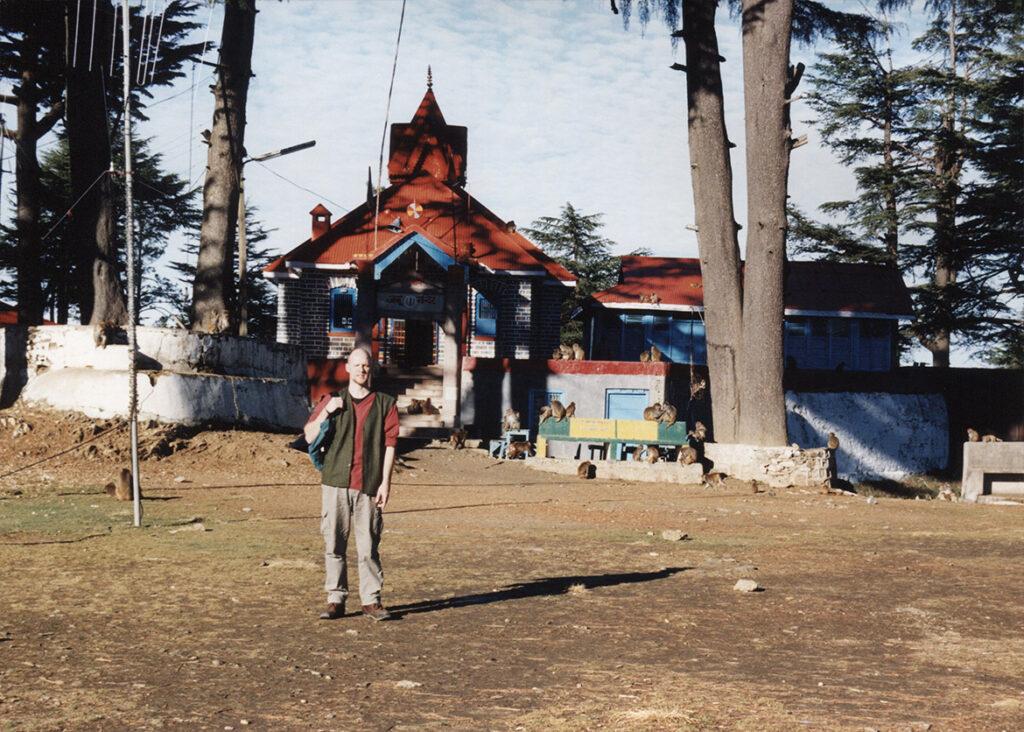 Temple of Hanuman