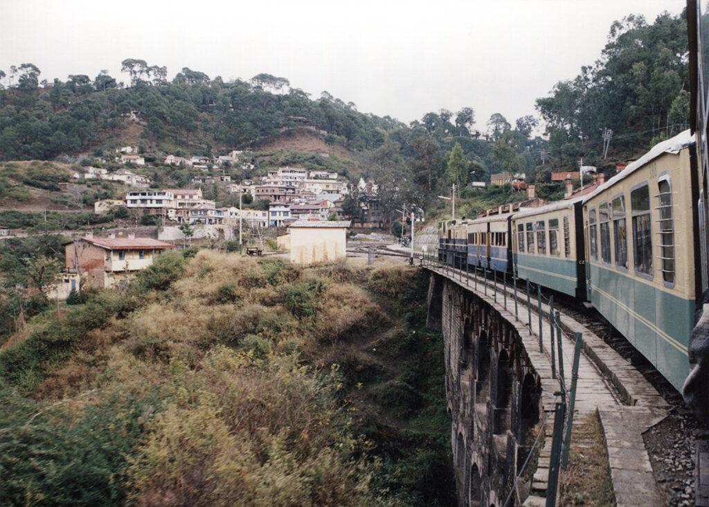 On the way to Shimla