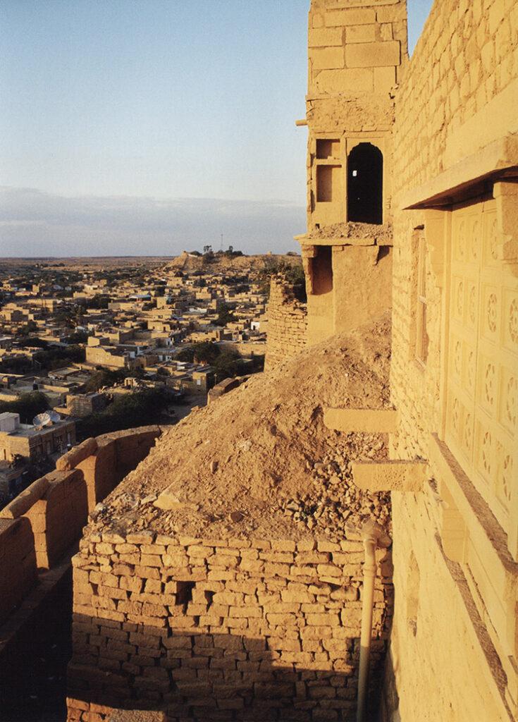 Jaisalmer walls