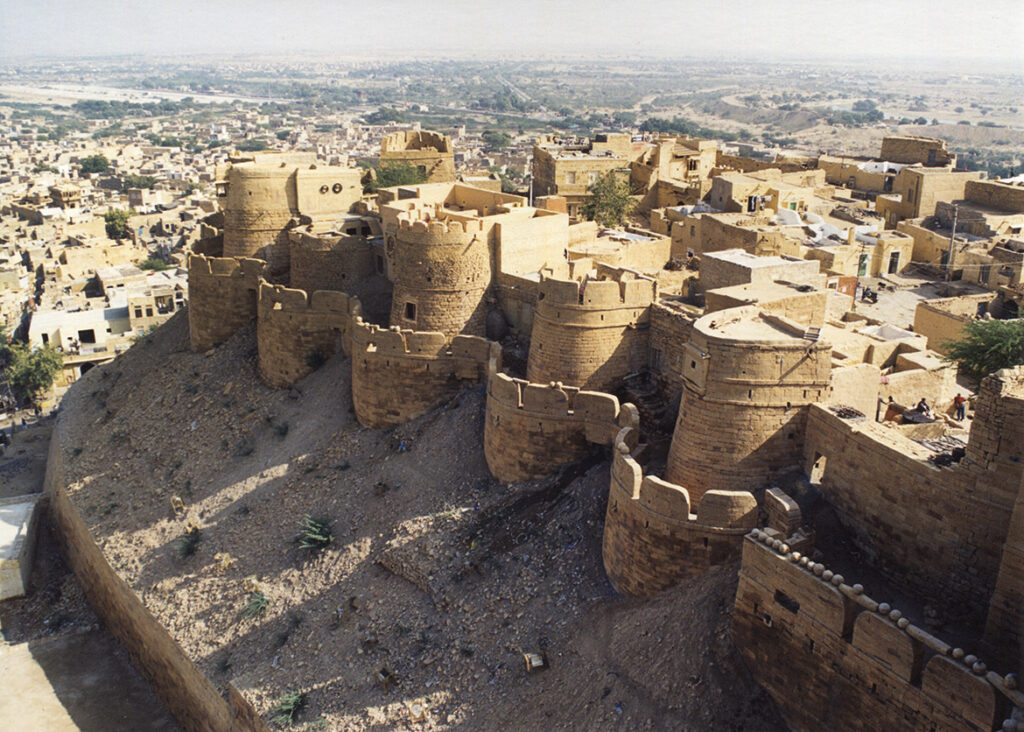 Walls of Jasailmer