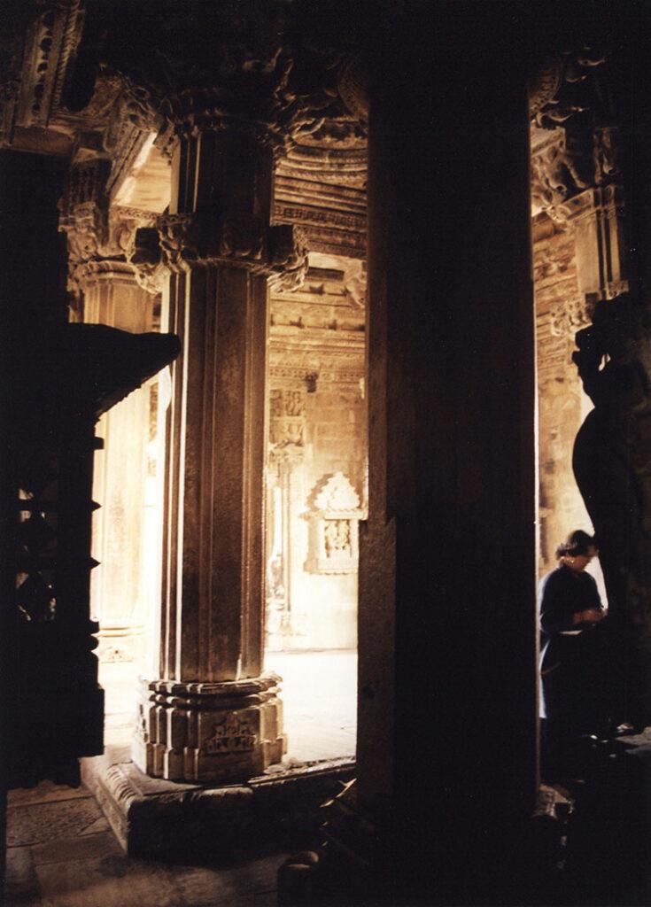 Khajuraho interior