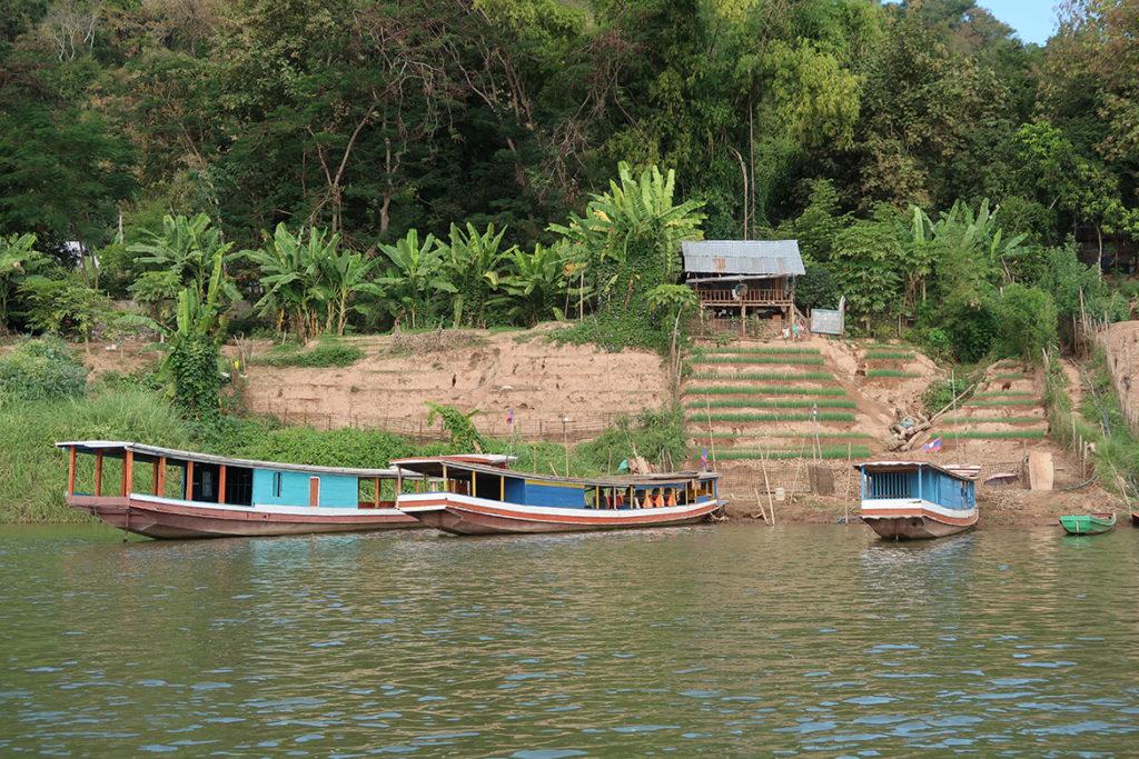 Crossing the Mekong