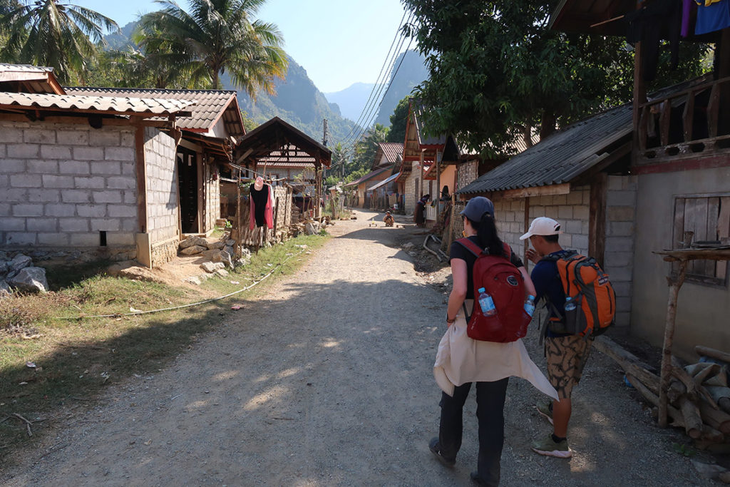 Sin's wife's parent's village