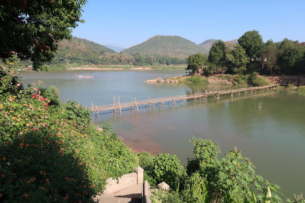 Nam Kham meeting the Mekong